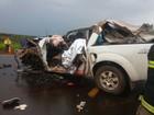 Homem morre e dois ficam feridos em acidente na BR-163 na capital de MS