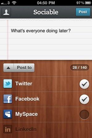 sociable download