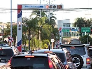 Semáforos de Rio Preto serão sincronizados (Foto: Divulgação/Sérgio Menezes)