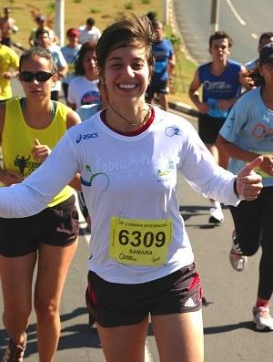 Samara Fernanda Tardia Sincronizado (Foto: Arquivo Pessoal)