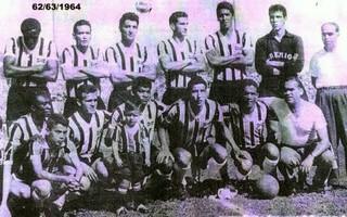 grêmio campeão gaúcho 1964 (Foto: Reprodução)
