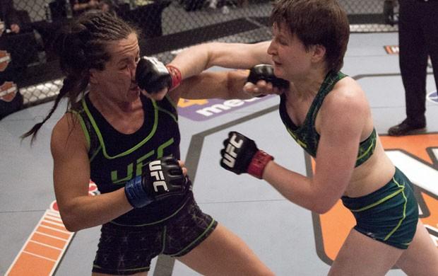 Aisling Daly vence a Angela Magana y el Team Pettis sigue invicto en el TUF 20