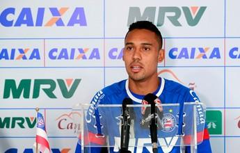 """Com """"ritmo e confiança"""" após lesões, Edigar volta a se destacar pelo Bahia"""