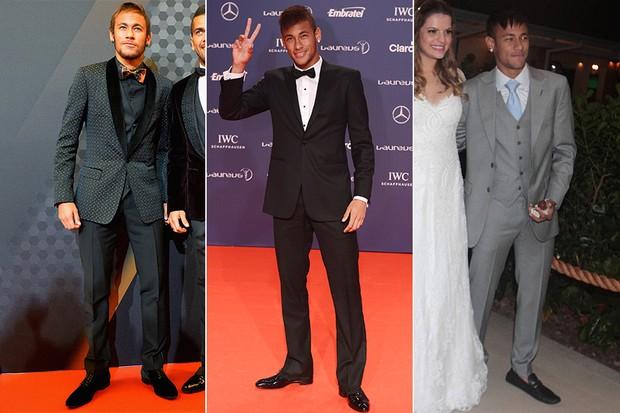 ESTILO - Neymar (Foto: Getty Images | Divulgação)