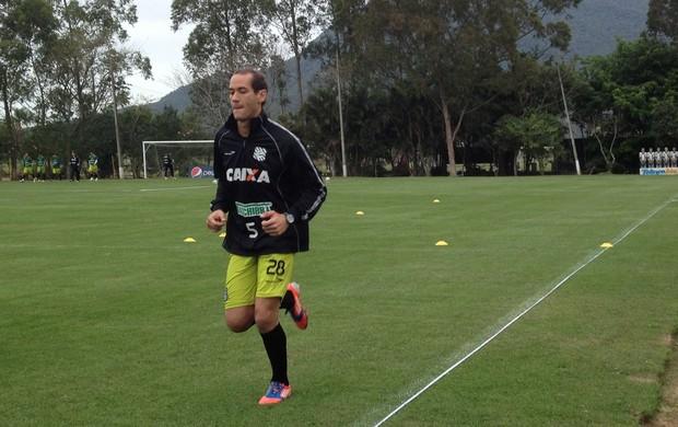 Rodrigo Souto Figueirense (Foto: Diego Madruga)