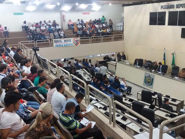 plenário, alap, assembleia, amapá, deputados, (Foto: John Pacheco/G1)