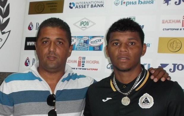 Marcelo Bonfim e Diego Neves (Foto: Marcelo Bonfim)