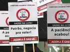 Greve de servidores da saúde afeta atendimentos em Porto Alegre