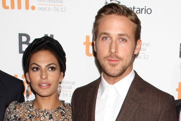 Eva Mendes e Ryan Gosling (Foto: Divulgação)