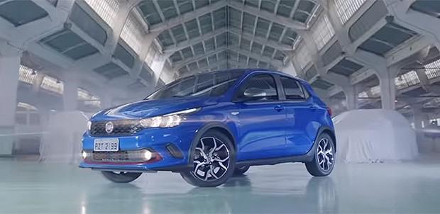 Fiat propõe desafio de Argo contra concorrentes (Foto: Reprodução)