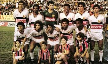 Zé do Carmo no Santa Cruz  (Foto: Divulgação / Santa Cruz FC)