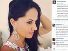 Zezé Di Camargo assume namoro com Graciele Lacerda