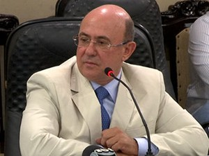José Riva, Cuiabá, Mato Grosso, MT (Foto: Reprodução/TVCA)