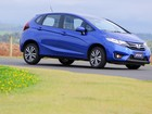 Primeiras impressões: Honda Fit LX manual e EXL