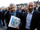 Dois jornalistas turcos anti-Erdogan são condenados a 5 anos de prisão