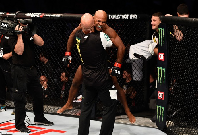 Wilson Reis UFC 201 MMA (Foto: Getty Images)