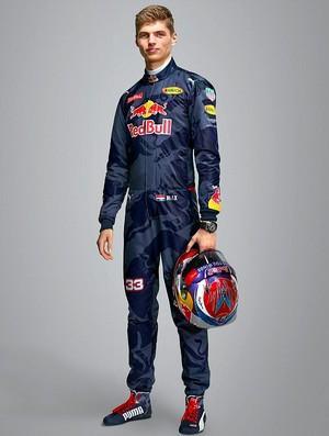 BLOG: Max Verstappen de roupa nova