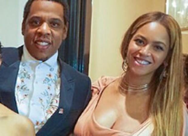 Jay-Z e Beyoncé (Foto: Reprodução/Instagram)