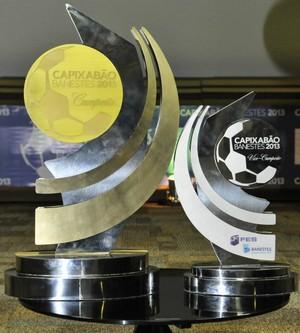 Bastidores da premiação dos melhores do Capixabão 2013 (Foto: Bruno Coelho)