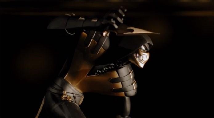 Estatueta de Scorpion em MK X (Foto: Divulgação)