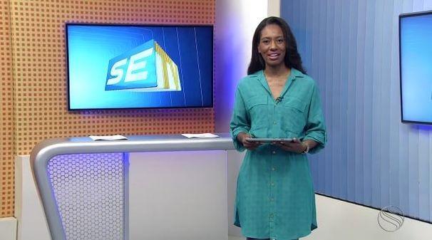 Maristela Niz apresenta o SETV 2ª Edição desta segunda, 19 (Foto: Divulgação / TV Sergipe)