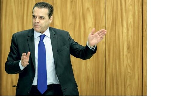 Henrique Alves ministro  (Foto:  Alan Marques/Folhapress)