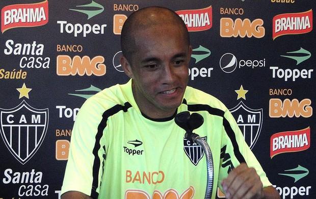 Triguinho - atlético mg (Foto: Fernando Martins / Globoesporte.com)