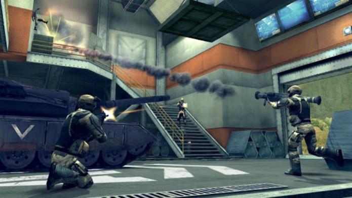 Modern Combat 4 Zero Hour (Foto: Divulgação)