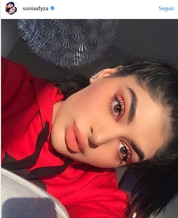 Irmã Ali (Foto: Reprodução Instagram)