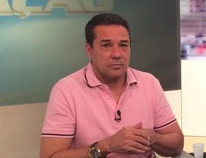 """Luxemburgo participa do """"Redação SporTV"""" (Foto: Reprodução SporTV)"""