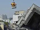 Taiwan ordena prisão de construtor de prédio derrubado em terremoto