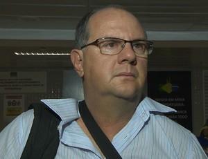 Marcelo Vilar, técnico do Botafogo-PB (Foto: Reprodução / TV Cabo Branco)