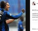 Ex-companheiros de Ibrahimovic, Balotelli e Adriano Imperador dão apoio ao sueco