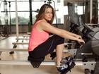 Confira o treino de remo indoor de Marina Mantega
