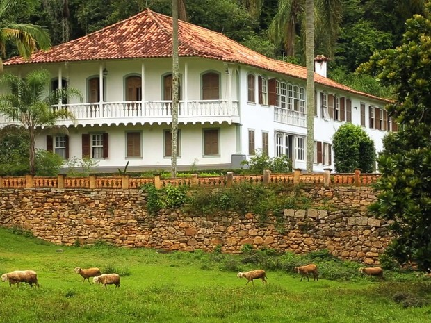 Casa Brasileira Fazendas - Rio de Janeiro 2 (Foto: Divulgao / GNT)