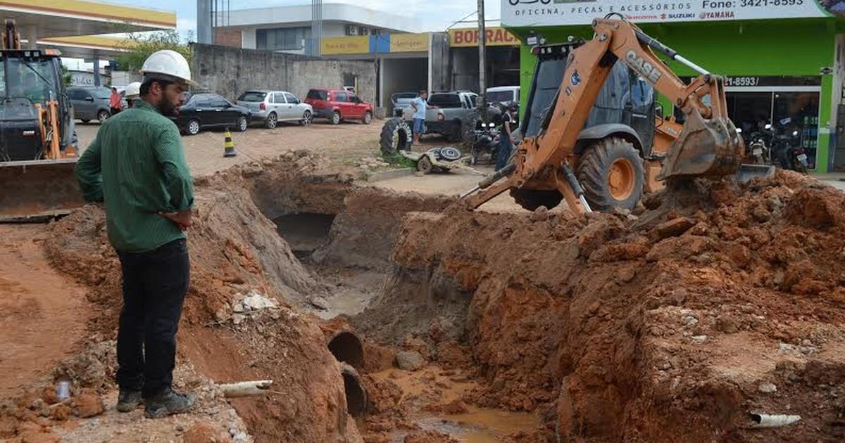 Caerd não cumpre prazo e 2º distrito de Ji-Paraná continua sem água - Globo.com