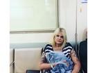 Monique Evans recebe diagnóstico de chikungunya: 'Muitas dores'