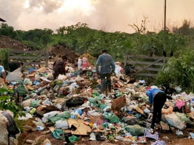 """Decisão foi baseada em ACP do MP que percebeu danos ambientais provocados pela disposição de resíduos sólidos na área """"Mocó"""", situada na zona urbana de Coroatá (Foto: Divulgação/Trbunal de Justiça do Maranhão)"""