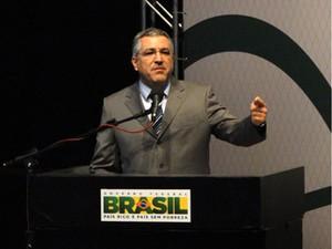 Ministro da Saúde, Alexandre Padilha. (Foto: Pedro Cunha/ G1)