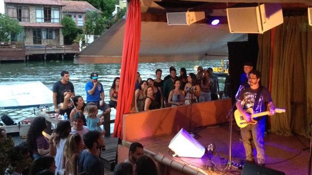 mauricio baia bar caiara (Foto: divulgao)