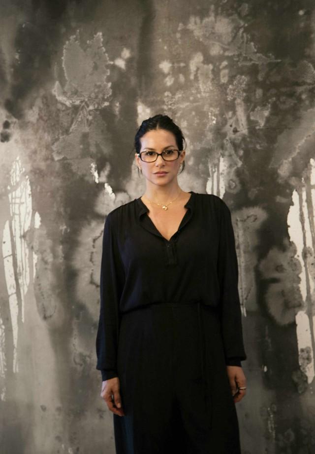 A artista Paula Klien  (Foto: Divulgação)