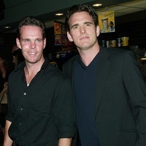 Kevin e Matt Dillon (Foto: Getty Images)