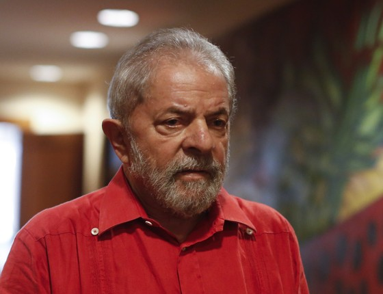 Lula (Foto: Edilson Dantas / Agencia O Globo)