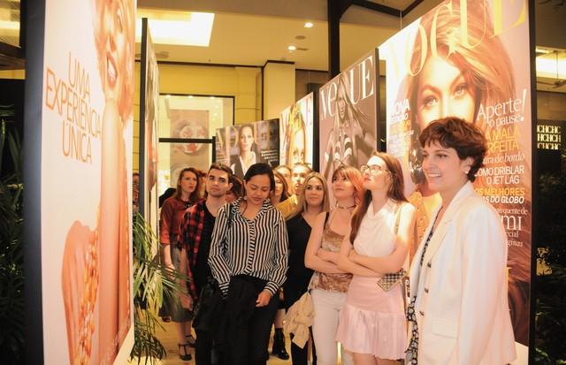 Visita guiada com Ana Carolina Ralston (Foto: Divulgação)