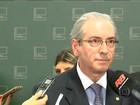 Câmara não ficará 'paralisada' com movimento da oposição, diz Cunha