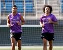 Após jogos com a Seleção, Casemiro e Marcelo voltam aos treinos no Real
