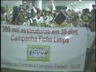 Campanha por lei que garantisse eleições limpas começou em 1997