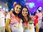 Grávidas, Nívea Stelmann e Bárbara Borges se encontram: 'Barrigudas'
