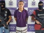 Homem com mandado de prisão por homicídios no ES é preso na Bahia