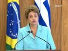 Dilma diz que Venezuela tem de resolver conflitos democraticamente